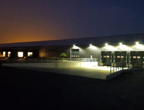 Energiezuinige LED-verlichting voor Luiten