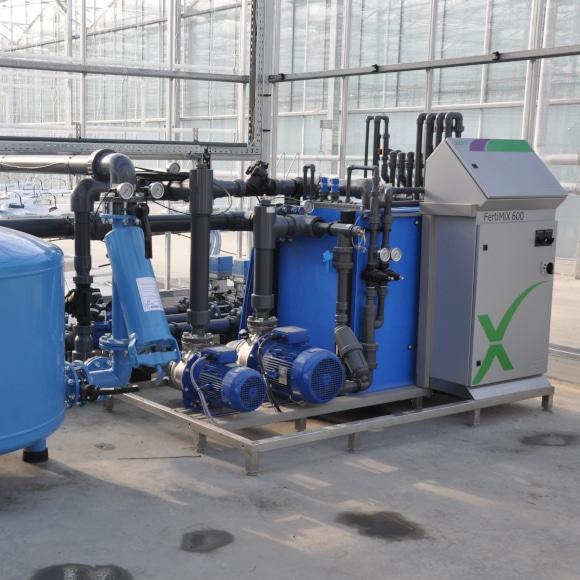 Irrigatie unit FertiMix